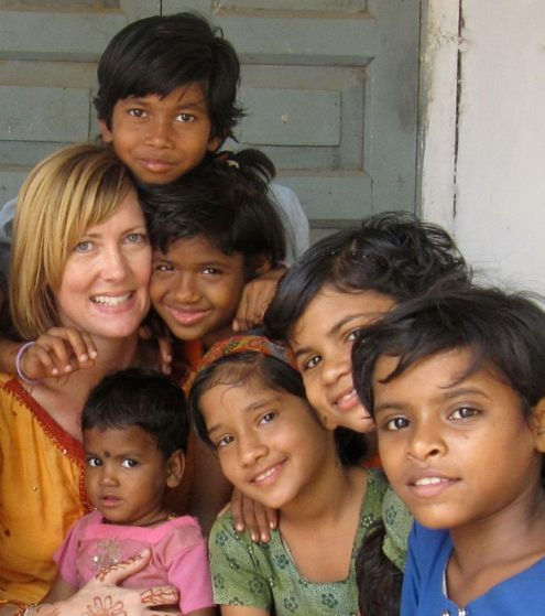 Shelley Seale - the Weight of Silence: Invisible Children of India