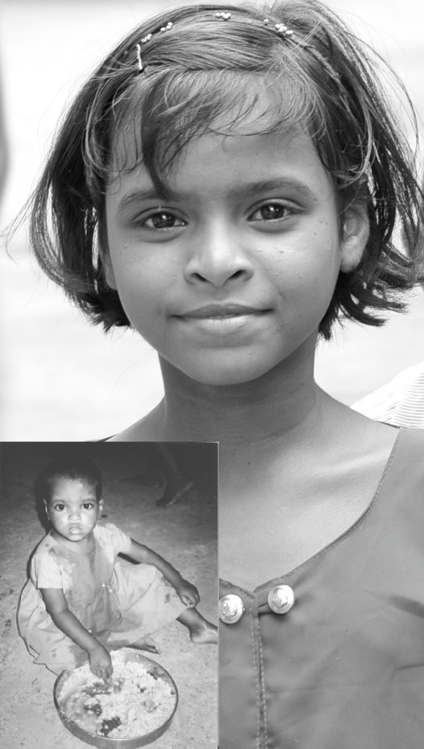 Sibani, before (2000) and after (2009)