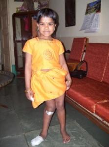 Babli in Mumbai, May 2008